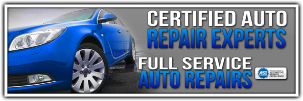 We are also licensed by the NJ Motor Vehicle Inspection Dept. for Inspection Repairs.